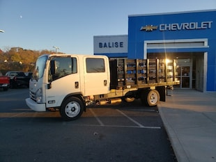 2019 Chevrolet 4500 LCF Gas 150