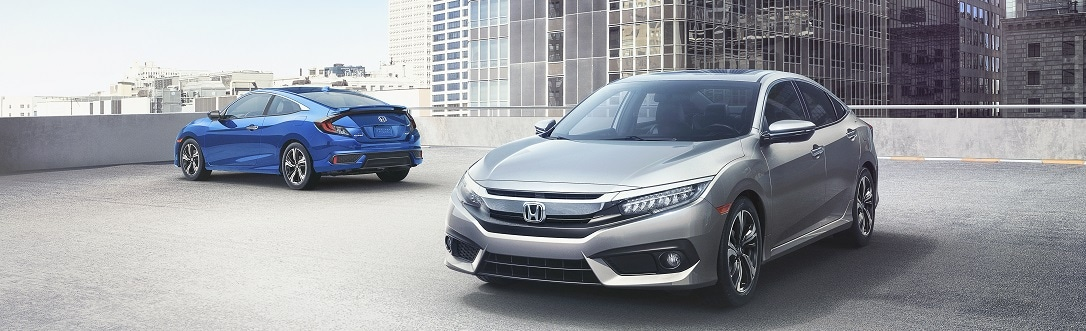 Honda Civic Sedan and Coupe