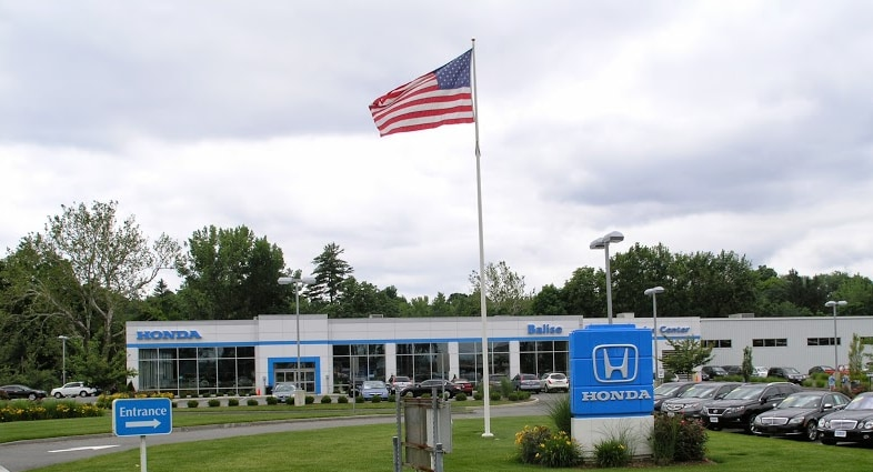 Balise Honda, A New U0026 Used Honda Dealer In Western Mass
