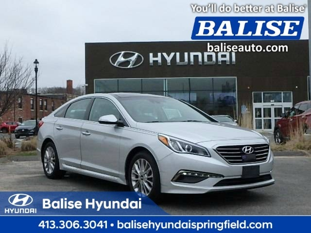 2015 Hyundai Sonata 2.4L Limited Sedan