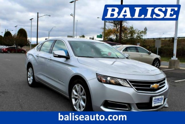 Used 2017 Chevrolet Impala LT Sedan for sale in Western MA