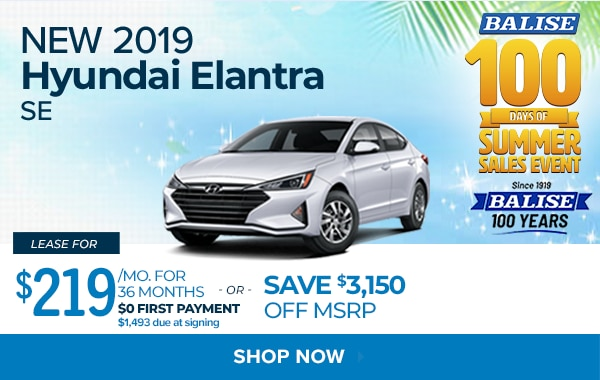 Vehicle Lease Deals >> New Hyundai Specials In Springfield Ma Hyundai Lease Deals
