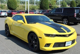 Used 2015 Chevrolet Camaro SS Coupe for sale in Western MA