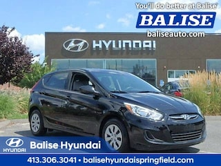 Used 2017 Hyundai Accent SE Hatchback for sale in Western MA