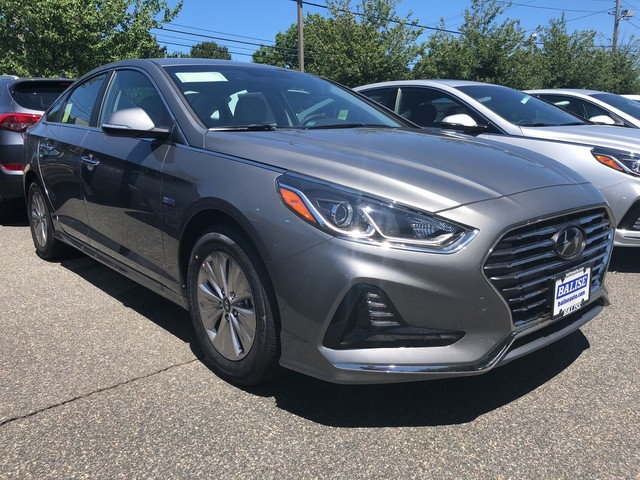 New 2018 Hyundai Sonata Hybrid SE for sale near Plymouth MA