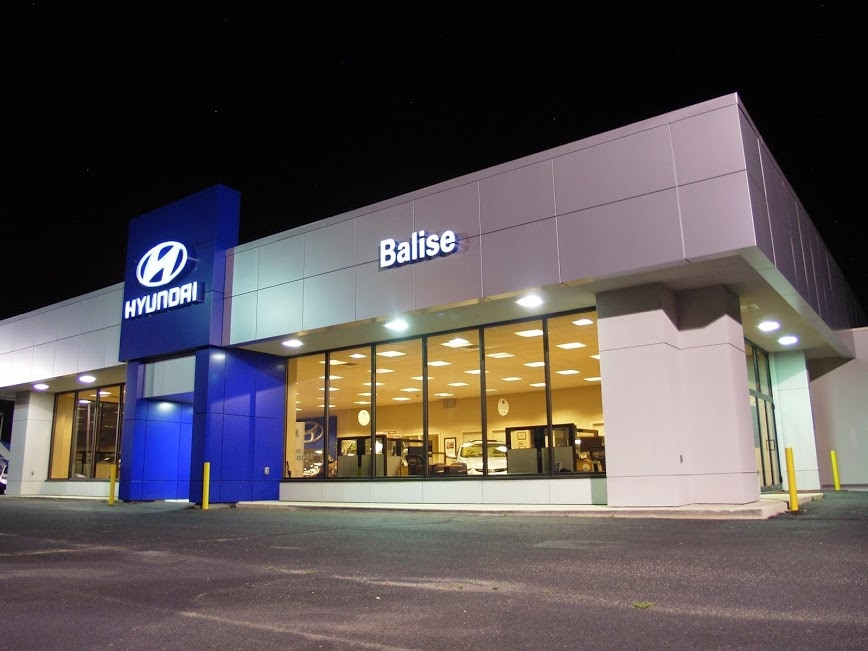 Balise Hyundai of Cape Cod dealership
