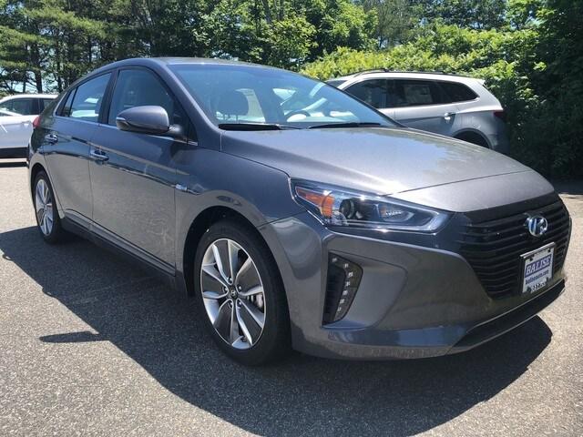 New 2018 Hyundai Ioniq Hybrid Limited Hatchback for sale near Plymouth MA