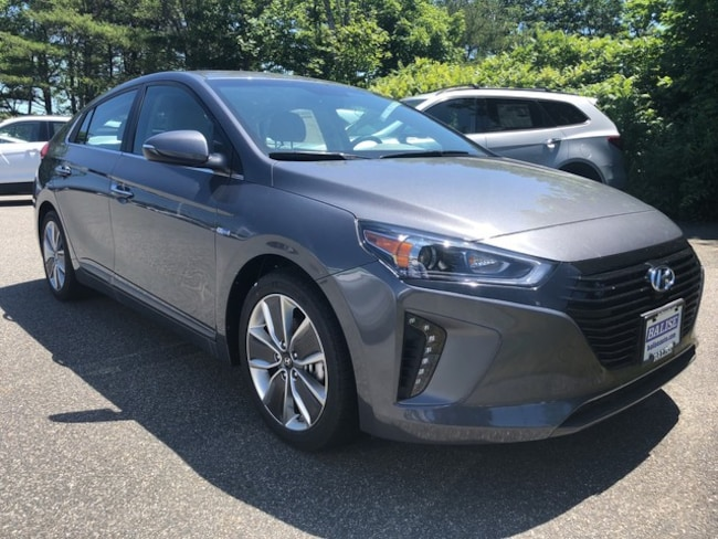 New 2018 Hyundai Ioniq Hybrid Limited Hatchback for sale Cape Cod MA