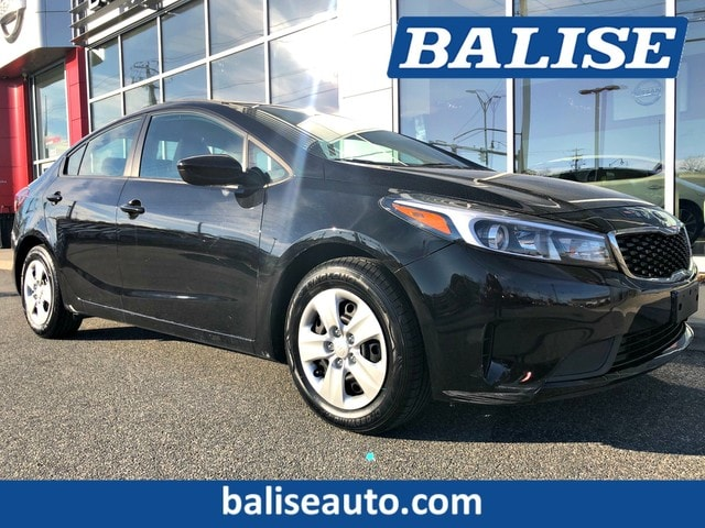 2017 Kia Forte LX 6 Speed Manual Sedan