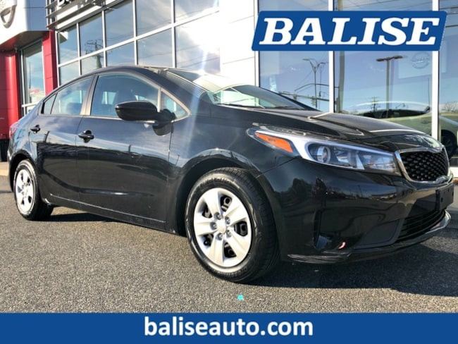 Used 2017 Kia Forte LX 6 Speed Manual Sedan for sale Cape Cod MA
