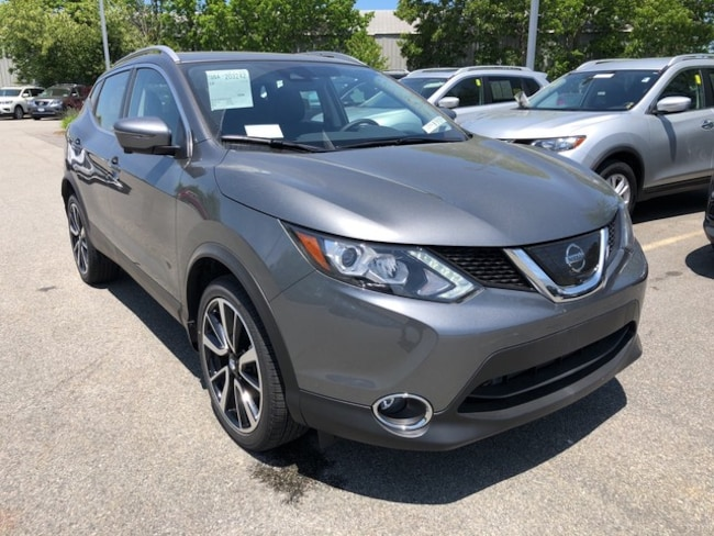 New 2018 Nissan Rogue Sport SL SUV for sale Cape Cod MA