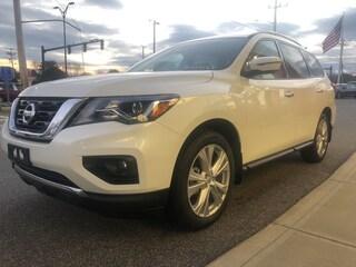 New 2019 Nissan Pathfinder SL SUV for sale Cape Cod MA