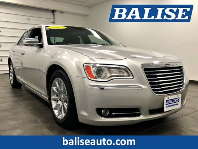 Used 2012 Chrysler 300 Limited Sedan for sale Cape Cod MA