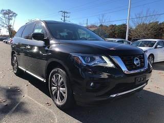 New 2019 Nissan Pathfinder SV SUV for sale Cape Cod MA