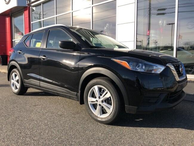 New 2019 Nissan Kicks S SUV for sale Cape Cod MA