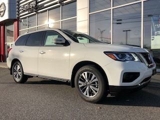 New 2019 Nissan Pathfinder S SUV for sale Cape Cod MA