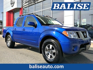 Used 2013 Nissan Frontier PRO-4X Truck Crew Cab for sale on Cape Cod