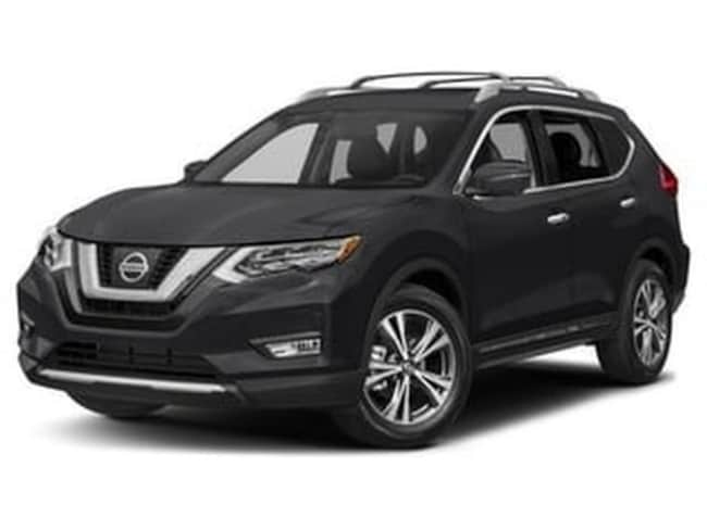 New 2018 Nissan Rogue SL SUV for sale Cape Cod MA