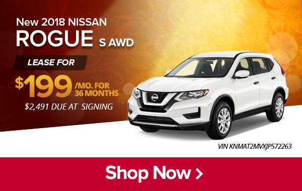 Nice View New 2018 Nissan Rogue Inventory