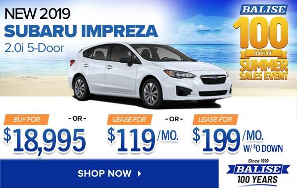 Subaru Lease Deals >> New Subaru Special Offers Lease Deals West Warwick Ri Balise