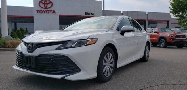 New 2018 Toyota Camry L Sedan for sale near Providence