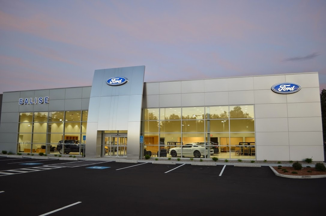Balise Ford, a new & used Ford dealer