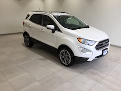 New 2018 Ford EcoSport Titanium SUV for sale near Springfield MA