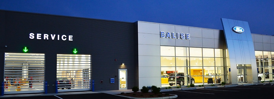 Balise Ford, a new & used  Ford dealer near Agawam MA