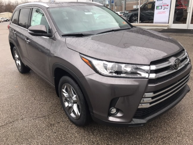 2019 Toyota Highlander Limited Platinum SUV