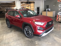 New 2019 Toyota RAV4 Adventure SUV