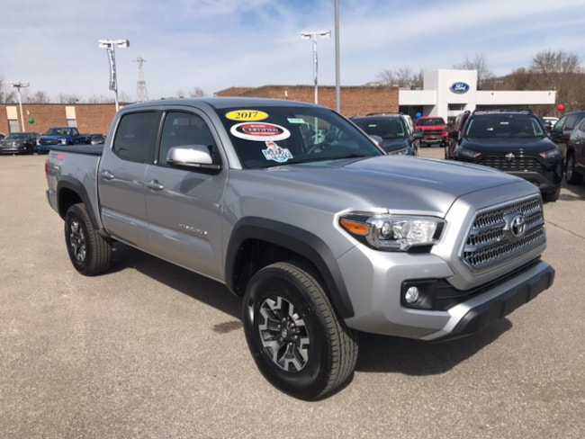 2017 Toyota Tacoma Off Road Truck Double Cab