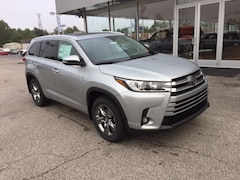 New 2019 Toyota Highlander Limited SUV in Easton, MD