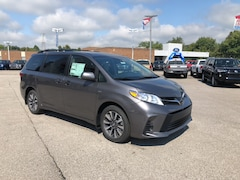 New 2019 Toyota Sienna LE Van in Easton, MD