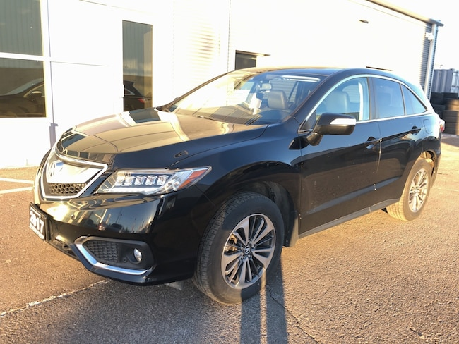 2016 Acura RDX Base w/Elite Package SUV