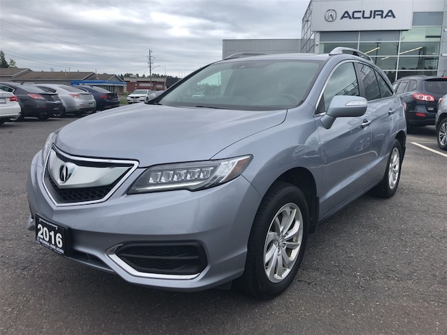 2016 Acura RDX Technology Package NAV LEATHER SUV