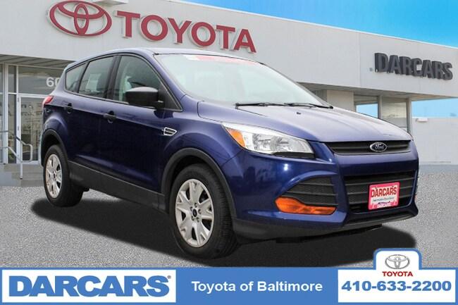 Used 2016 Ford Escape S SUV Baltimore, MD