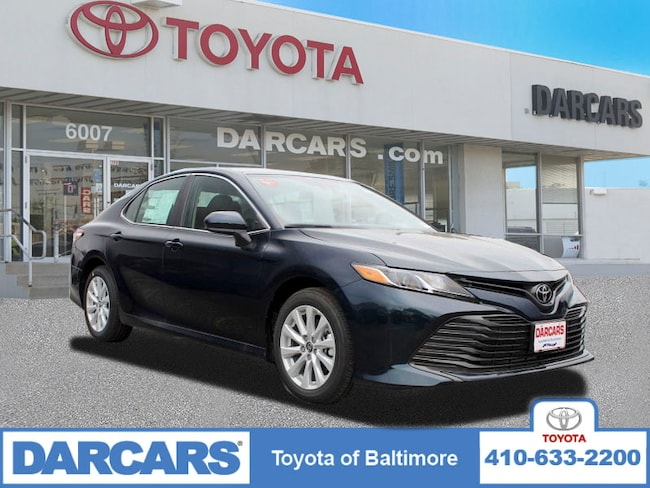 New 2019 Toyota Camry LE Sedan Baltimore, MD