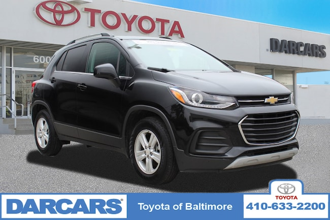 Used 2017 Chevrolet Trax LT SUV Baltimore, MD