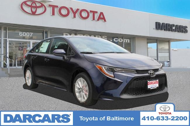 New 2020 Toyota Corolla LE Sedan Baltimore, MD