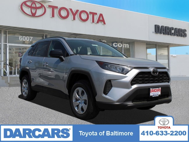 New 2019 Toyota RAV4 LE SUV Baltimore, MD