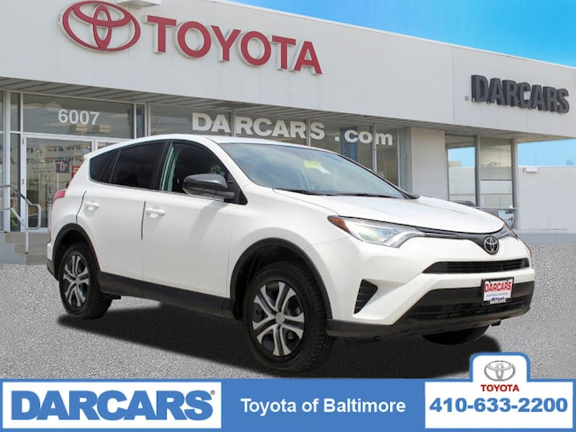 Used 2017 Toyota RAV4 LE SUV Baltimore, MD