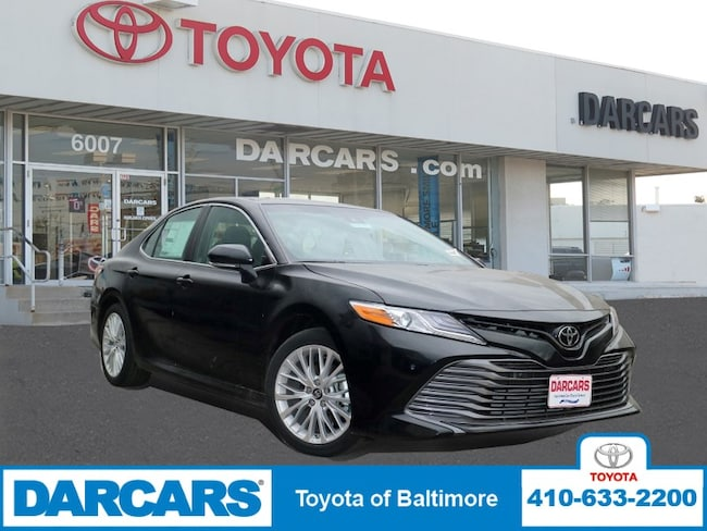 New 2018 Toyota Camry XLE Sedan Baltimore, MD