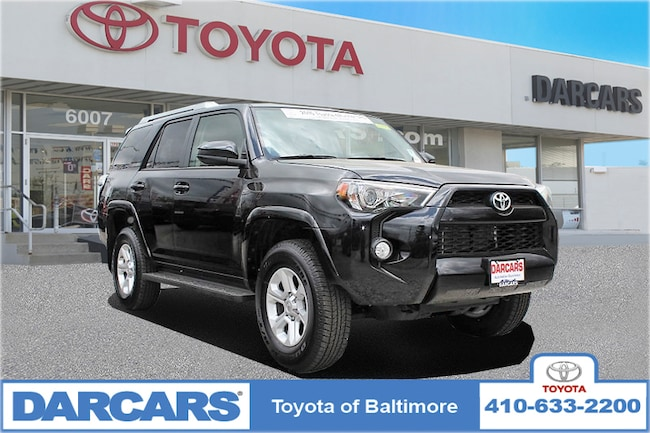 Used 2016 Toyota 4Runner SR5 SUV Baltimore, MD