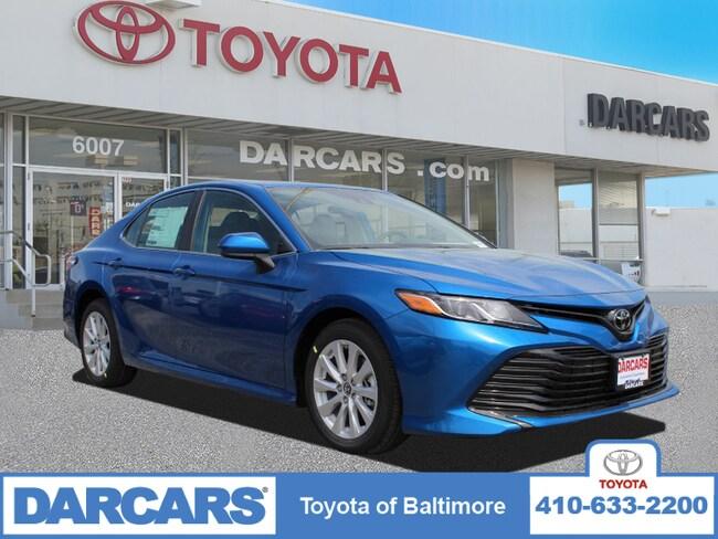 New 2019 Toyota Camry LE Sedan Baltimore, MD