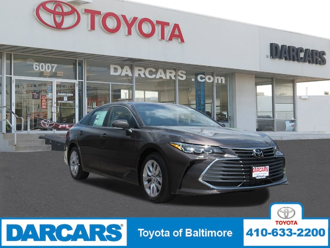 New 2019 Toyota Avalon XLE Sedan Baltimore, MD