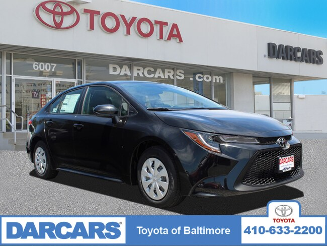 New 2020 Toyota Corolla L Sedan Baltimore, MD