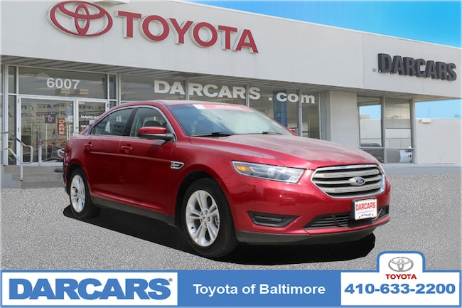 Used 2015 Ford Taurus SEL Sedan Baltimore, MD