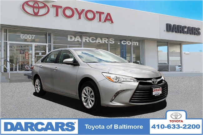 Used 2016 Toyota Camry LE Sedan Baltimore, MD