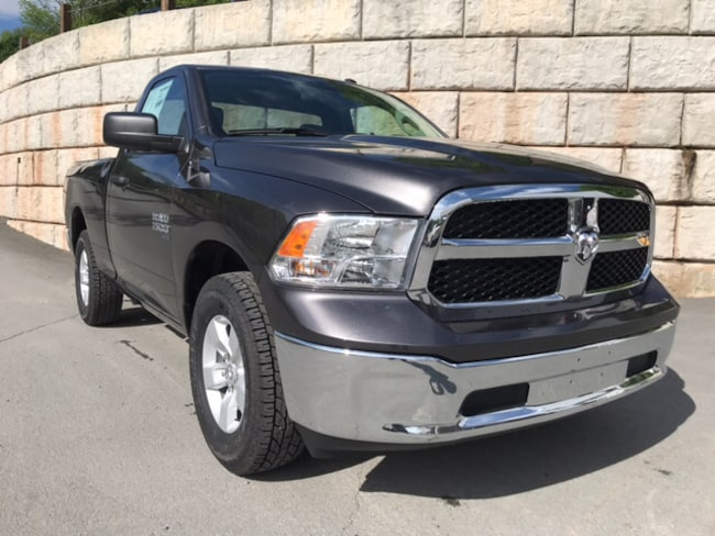 New 2019 Ram 1500 CLASSIC TRADESMAN REGULAR CAB 4X4 6'4 BOX Regular Cab for sale in Honesdale at B & B Chrysler Dodge Jeep Ram