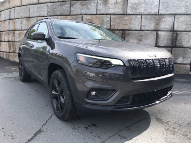 New 2019 Jeep Cherokee ALTITUDE 4X4 Sport Utility for sale in Honesdale at B & B Chrysler Dodge Jeep Ram